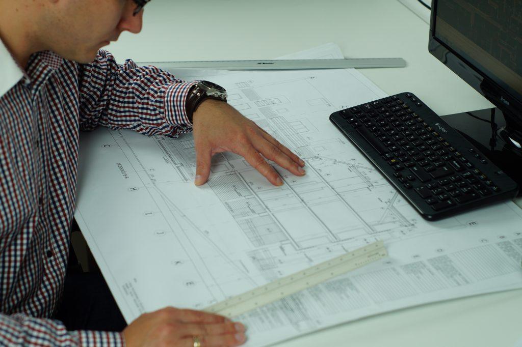 pozwolenie nabudowę - przygotowanie dokumentacji